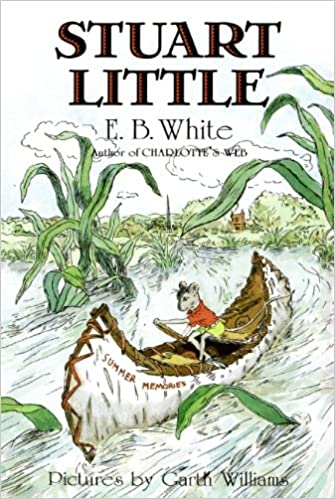 Stuart Little E White Garth Williams 9780064400565 Amazon Books