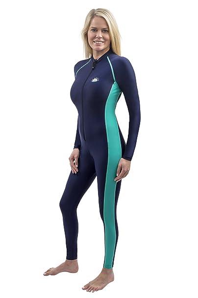 Amazon.com: Mujer traje de baño de cuerpo completo Stinger ...