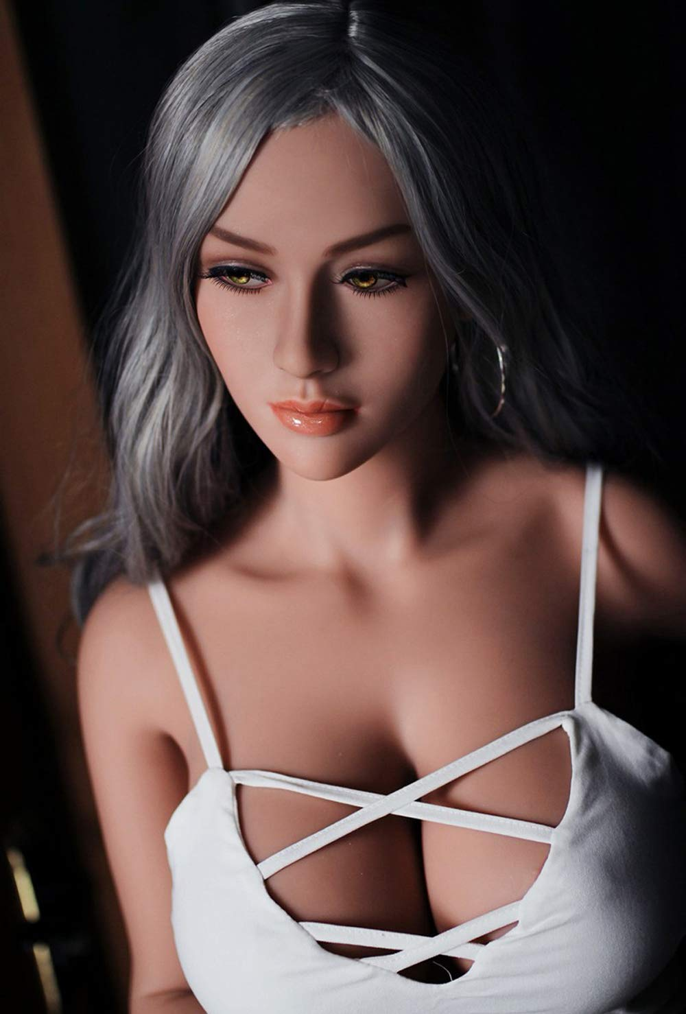 Sex Doll for Men Lifelike Life Size Adult Toy Realistic Doll Men Doles 158cm-F-Cup by XJDOLL (Image #2)