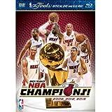 2013 NBA Championship: Highlights (Blu-ray / DVD Combo) by Team Marketing
