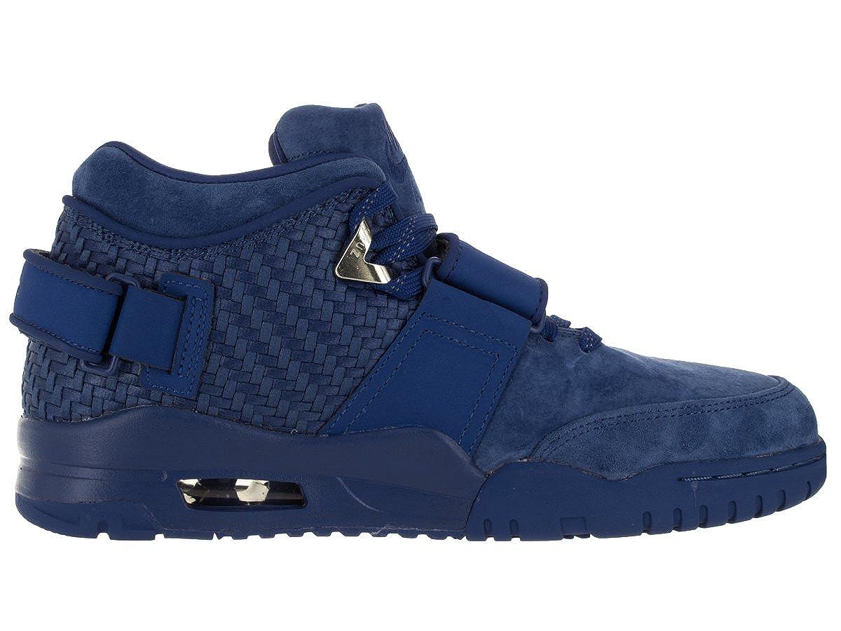 Size 8.0 US Blue//Rush Blue//Gym red Nike Men Air Trainer Victor Cruz Premium