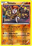 Pokemon - Meloetta (85/162) - XY BREAKthrough - Reverse Holo