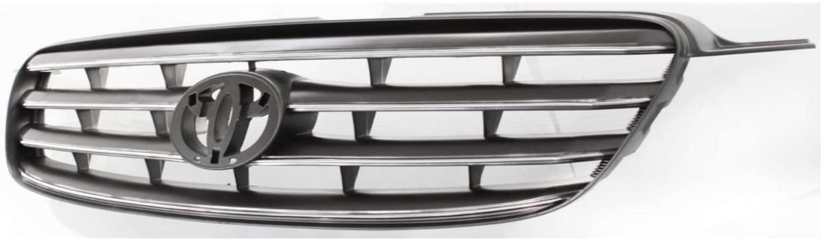 Partslink Number TO1200244 OE Replacement Toyota Corolla Grille Assembly
