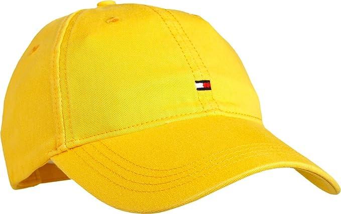 casquette homme jaune