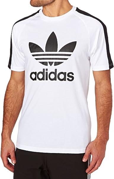 adidas Berlin SS tee - Camiseta de Manga Corta Hombre: Amazon.es: Ropa y accesorios
