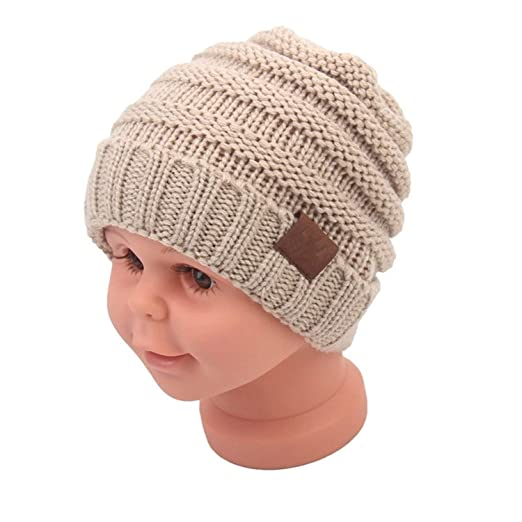 91fd19120e289 Image Unavailable. Image not available for. Color  SINXE Winter Hats for  Kids Beanie Warm Hat Knit ...