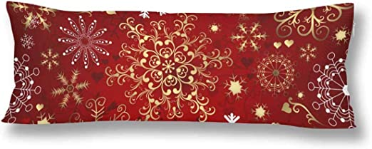 CiCiDi Seitenschl/äferkissen Kissen-Bezug 40x145 cm Nahaufnahme der purpurroten Rose Flowers Love Flower Atmungsaktives Kissenh/üllen mit Rei/ßverschluss Baumwollen und Polyester