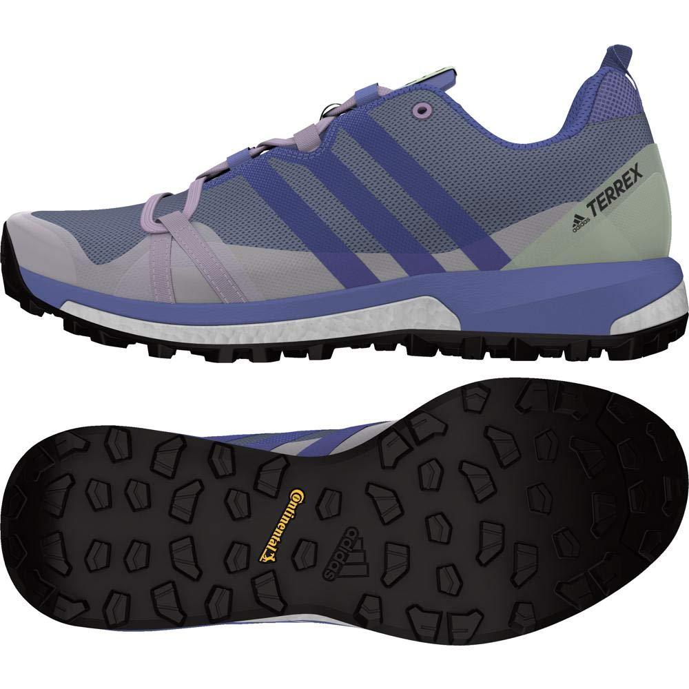 Bleu (Azutiz Purtiz Aerver 000) 43 1 3 EU adidas Terrex Agravic W, Chaussures de Trail Femme