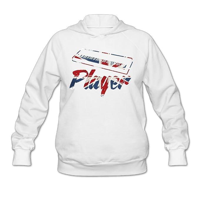 Teclado Piano store321 Lady algodón orgánico teclado Piano camisetas sudadera con capucha: Amazon.es: Ropa y accesorios