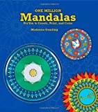 img - for One Million Mandalas: For You to Create, Print, and Color book / textbook / text book