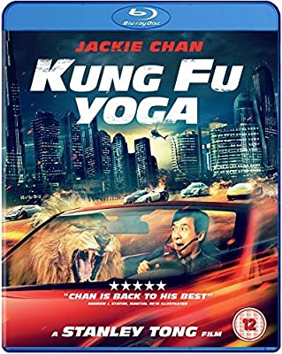 Amazon.com: Kung Fu Yoga [Blu-ray]: Movies & TV