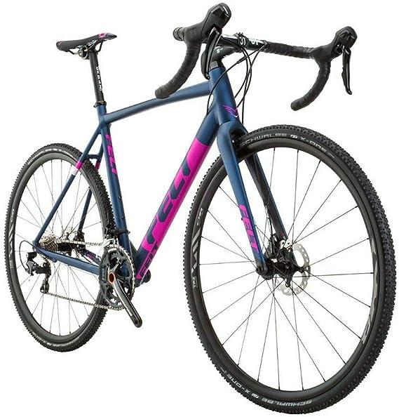 Felt Bicycles Bicicleta ciclónica de Aluminio F30X de 2018, 105 ...