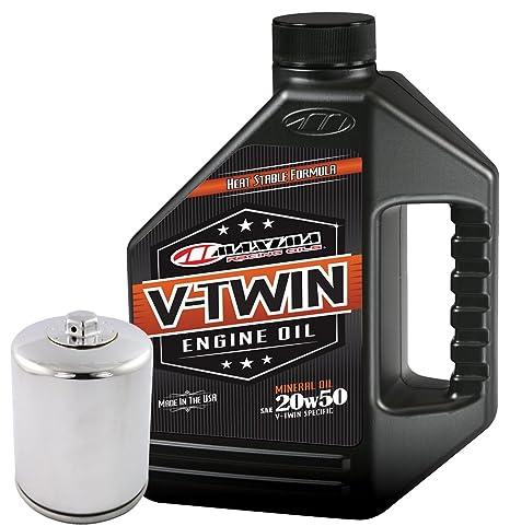 Amazon Com Maximahiflofiltro Vteock6 Engine Oil Change Kit For