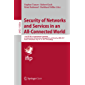 Security of Networks and Services in an All-Connected World: 11th IFIP WG 6.6 International Conference on Autonomous Infrastructure, Management, and Security. (Lecture Notes in Computer Science)