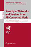 Security of Networks and Services in an All-Connected World: 11th IFIP WG 6.6 International Conference on Autonomous…