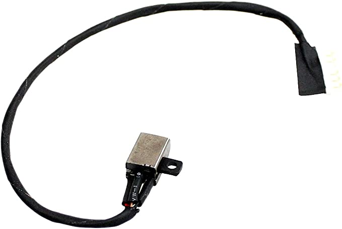 New DC Power Jack Harness Cable For Dell Inspiron 17 5765 17 5767 Laptop R6RKM