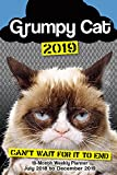 Grumpy Cat 2019 18-Month Weekly Planner by