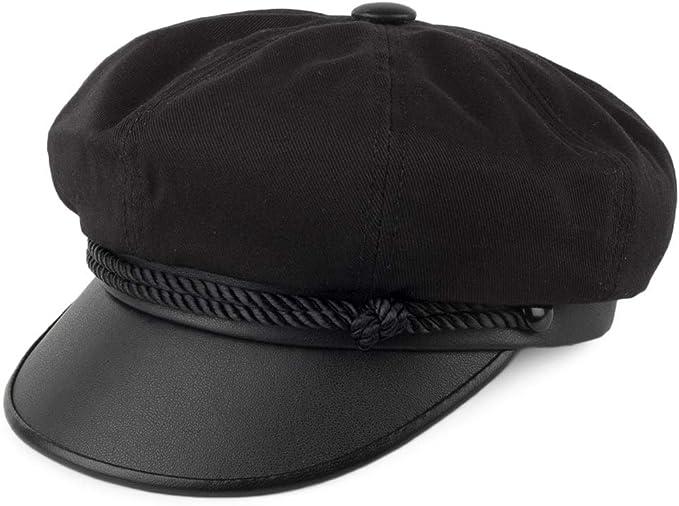 Gorra Canvas York Hat Co. - Negro - XL: Amazon.es: Ropa y accesorios