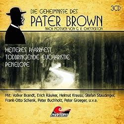 Die Geheimnisse des Pater Brown. Box 1