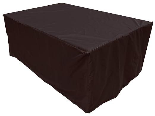 KaufPirat Premium Funda para Muebles de Jardín 200x100x90 cm ...