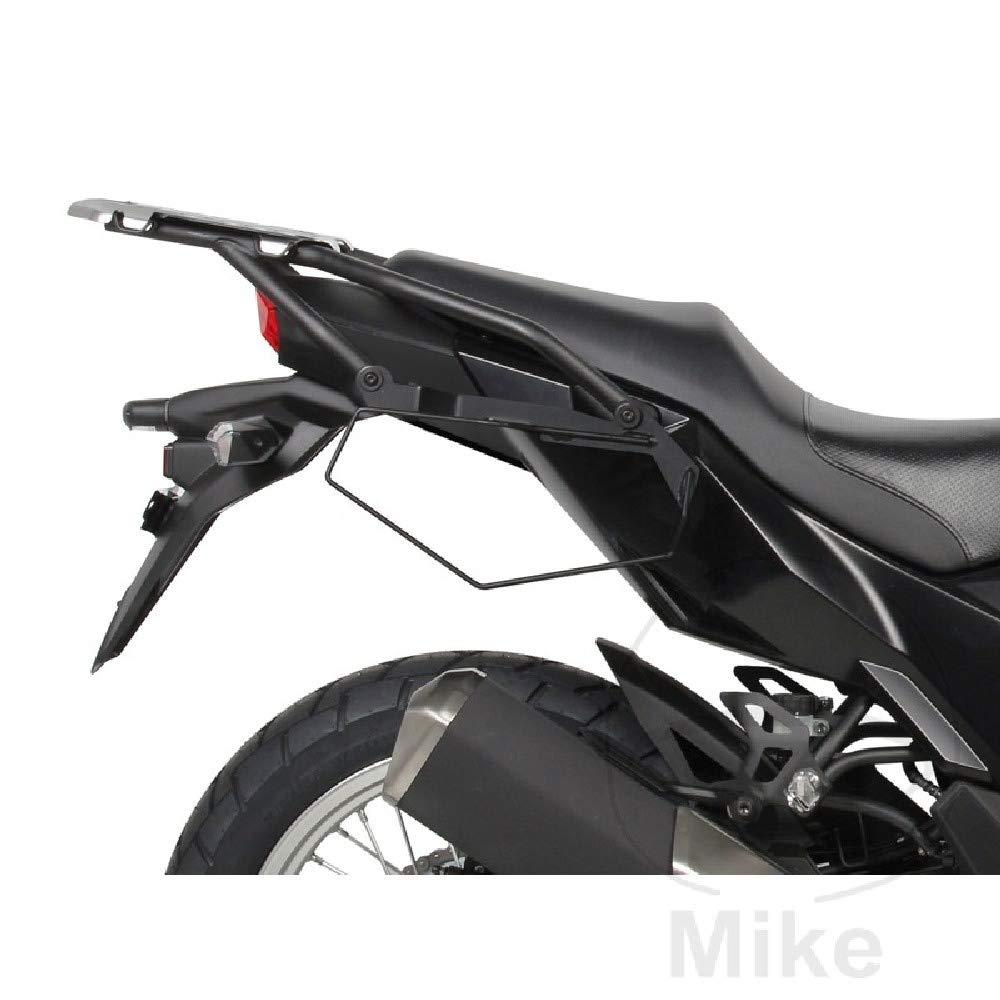 Universale Nero Shad K0VR37SE Kit Fissaggio Borse Laterali Kawasaki Versys 300 X 17