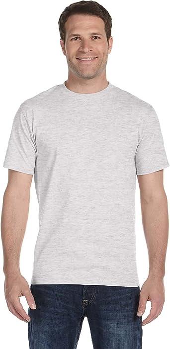 M - Gildan Youth DryBlend 56 Oz Style # G800B - Original Label Ash Grey 50//50 T-Shirt