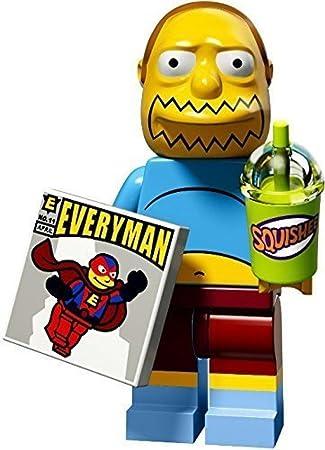 Amazon.com: LEGO The Simpsons Series 2 Collectible Minifigure 71009 ...