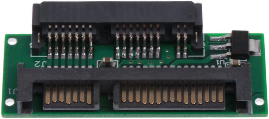 1.8 Micro SATA to 2.5 SATA Laptop Notebook SSD Adapter Converter Card