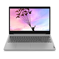 Lenovo Ideapad Slim 3 AMD Ryzen 3 15.6 inch Full HD Thin and Light Laptop (4GB/1TB HDD/Windows 10/MS Office 2019/Platinum Grey/1.85Kg), 81W10057IN