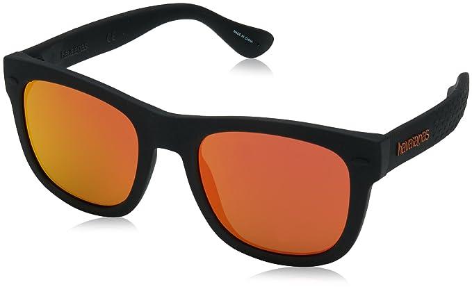 Havaianas PARATY/S UZ O9N 48, Gafas de Sol para Niños, Negro (