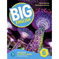 Big English 6 Student Book with Online Resources