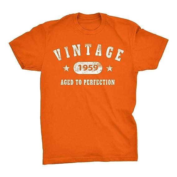 KP Heart 60 cumpleaños Regalo de la Camiseta - Vintage 1959 ...