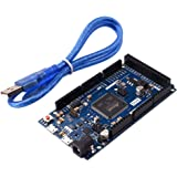 Kuman K7 Due Sam3x8e for Robot Arduino UNO Mega2560 R3 Duemilanove + Free USB Cable/due