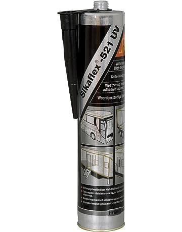 Sikaflex 521 UV 300 ml cartucho - 1 carcasa K-PU sellador, Colores -