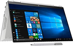 Newest HP Spectre x360 2-in-1 13.3 inches FHD Touchscreen Laptop, 10th Gen Intel Core i7-1065G7 1.30 GHz,8GB RAM, 512GB SSD + 32GB Optane, Backlit Keyboard,WiFi 6 - 802.11 ax,Windows 10 (Renewed)