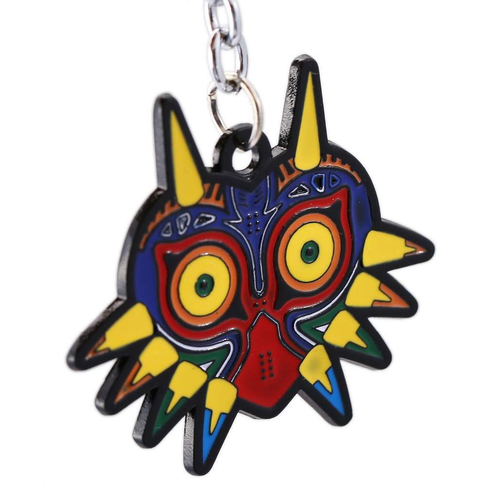 Mct12 - MS Jewelry The Legend of Zelda Key Chain Majoras ...