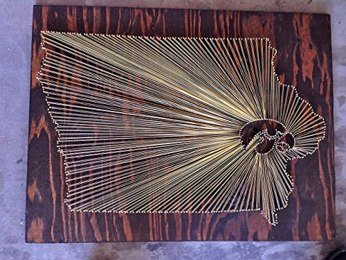 (Iowa String Art 26.5