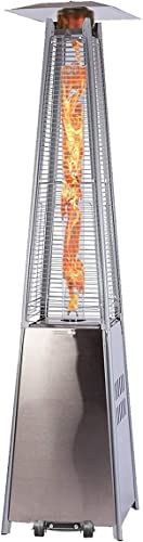 40,000 Btu Pyramid Patio Heater Commercial