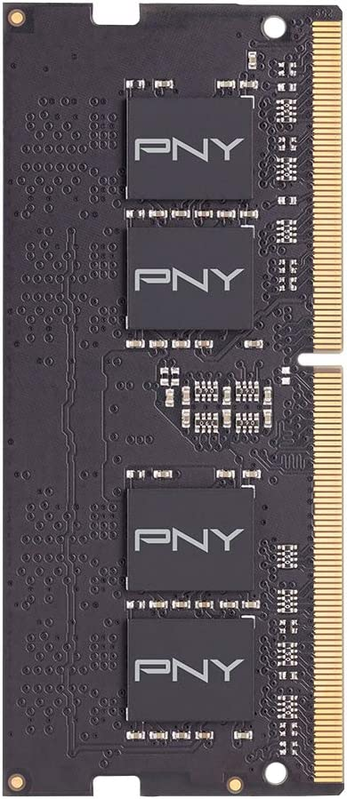 PNY 8GB DDR4 2666MHz Notebook Memory – (MN8GSD42666)