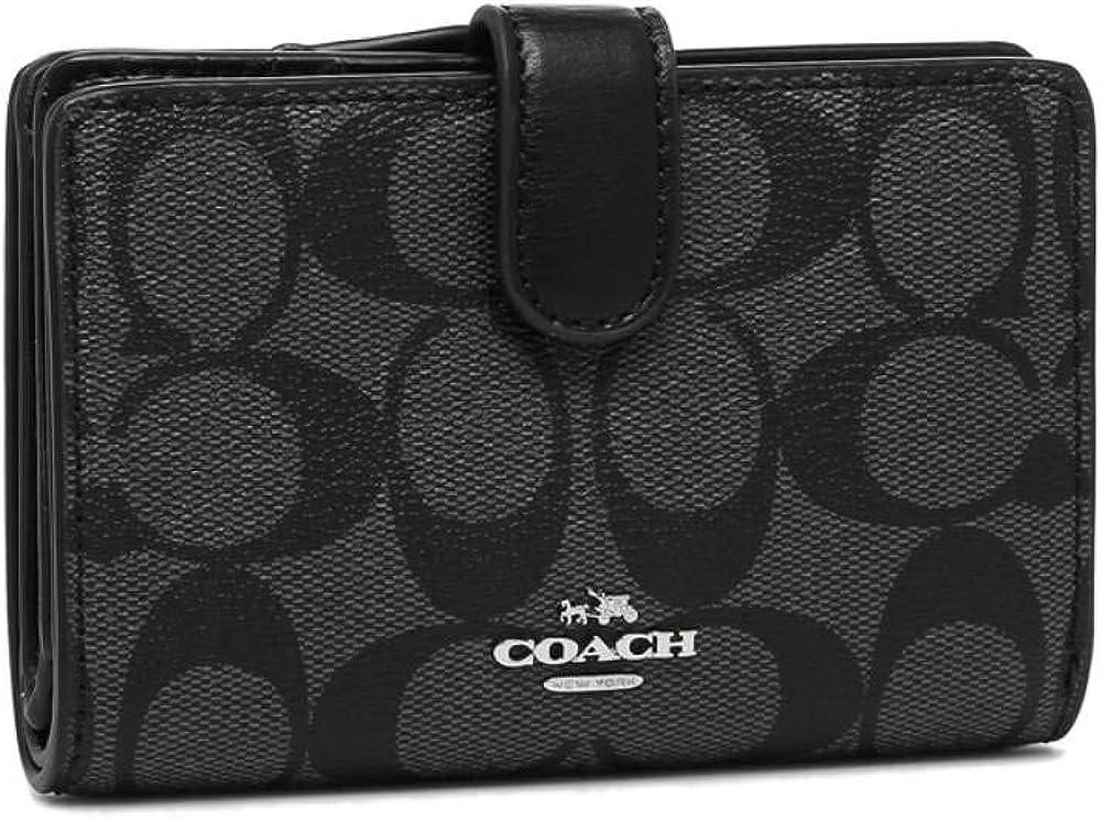 Coach Women's Corner Zip...