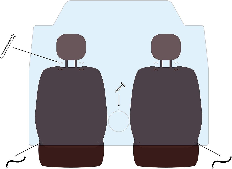Olmedo Servicios Integrales Pantalla separadora Personalizada para el Modelo de Coche Citro/ën C-Elys/ée Barrera Separadora Entre Asientos Valla Divisoria para Ocupantes