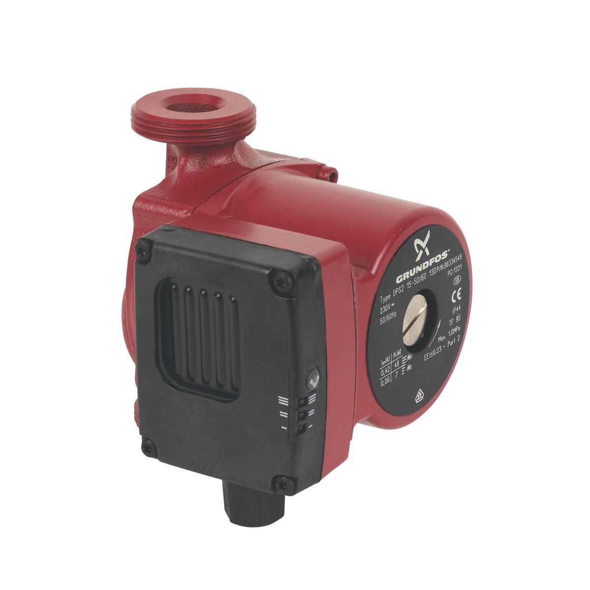 Grundfos UPS2 15-50/60 Central Heating Pump