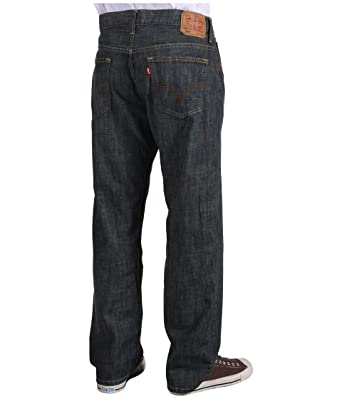 170b6426 Image Unavailable. Image not available for. Color: Levi's¿ Mens Men's 569¿ Loose  Straight Fit Static 40 34