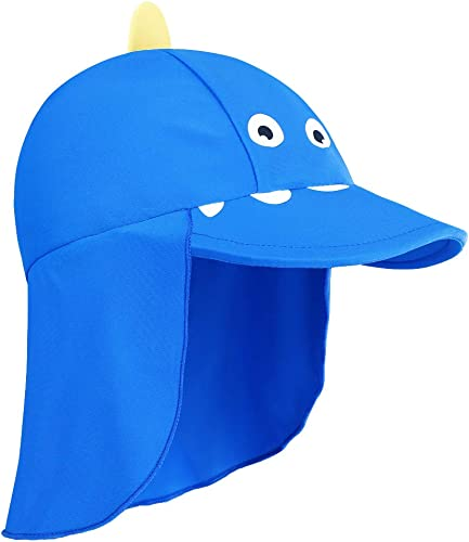 HUAANIUE Baby Toddler Sun Protection Hat UPF 50 + Swim Hat