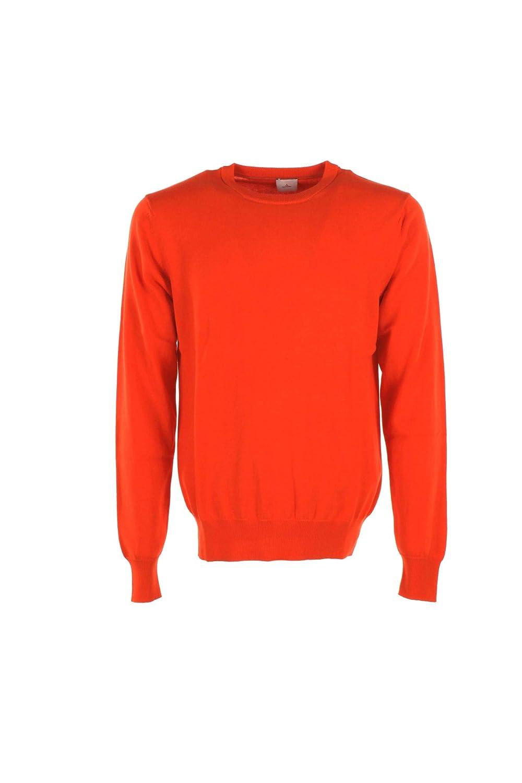XL Peuterey - T-Shirt à Manches Longues - Homme Orange Arancione
