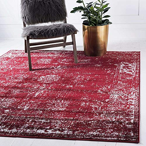 Unique Loom Sofia Collection Traditional Vintage