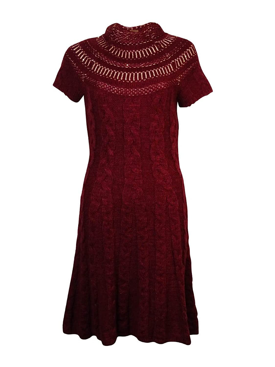 1940s Style Dresses and Clothing Free People Womens Nordic Nights Sweater Dress $109.99 AT vintagedancer.com