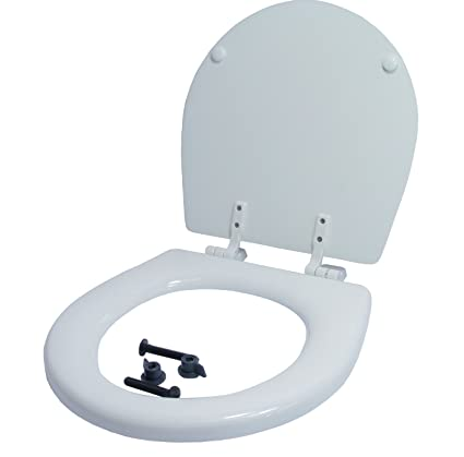 Astounding Jabsco 29097 1000 Replacement Toilet Seat And Lid Compact Size Machost Co Dining Chair Design Ideas Machostcouk