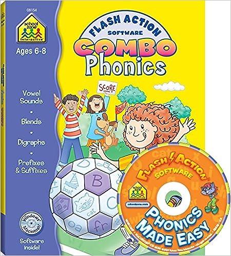 Phonics Flash Action Combo