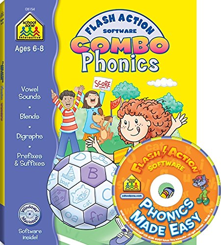 Phonics Flash Action Combo]()